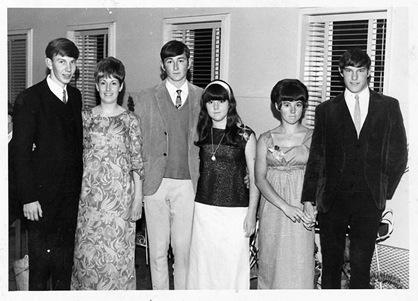 WILEY PARK GIRLS DANCE 1967