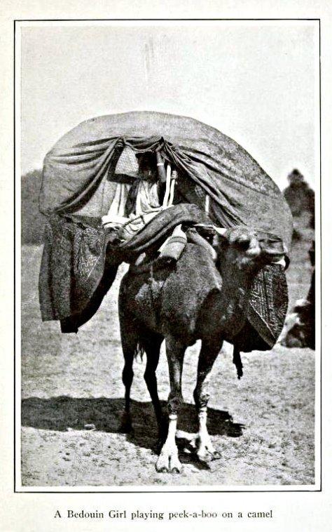 Z zigzagjourneysin00zwem_0153 CAMEL