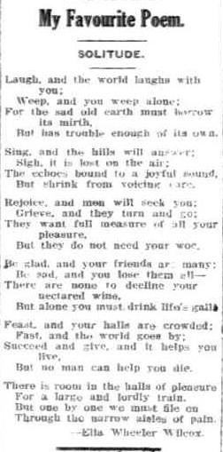 laugh The Charleville Times (Brisbane, Qld. 1896 - 1954), Friday 27 December 1935,