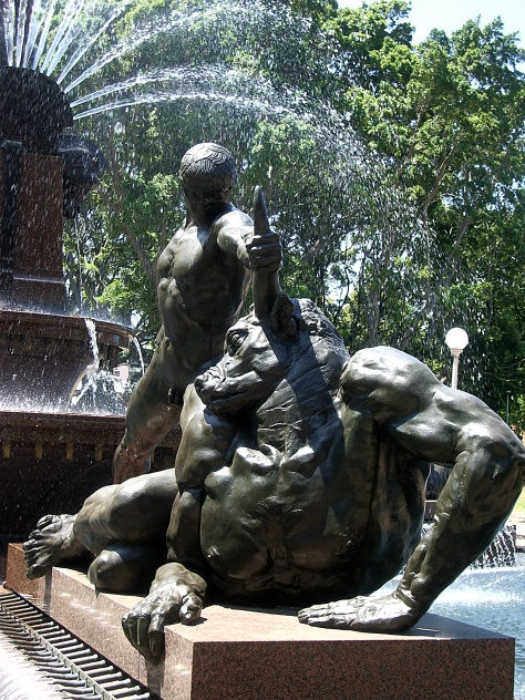 1 archibald fountain