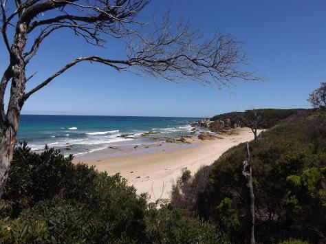 1 MALLACOOTA BEACH