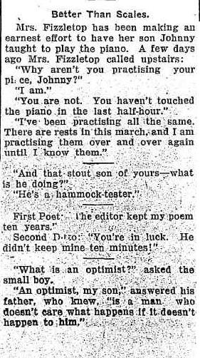 Huon Times (Franklin, Tas. - 1910 - 1933), Friday 3 June 1921,