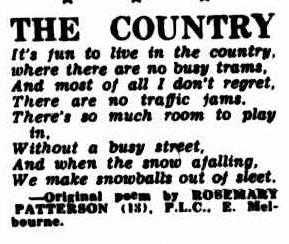 The Argus (Melbourne, Vic. - 1848 - 1957), Friday 30 May 1952