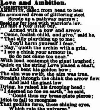 The Queenslander (Brisbane, Qld. - 1866 - 1939), Saturday 5 September 1885