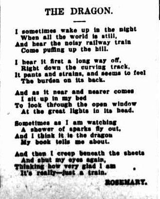 The Sydney Morning Herald (NSW - 1842 - 1954), Saturday 13 February 1926