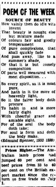 1 1 1 1 1 1 1 Queensland Times (Ipswich) (Qld. - 1909 - 1954), Monday 22 November 1954,