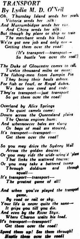 1 1 1 1 1 1 The Courier-Mail (Brisbane, Qld. - 1933 - 1954), Saturday 3 November 1934