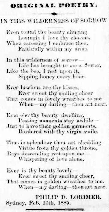 1 1 1 1 1 Euroa Advertiser (Vic. - 1884 - 1920), Friday 20 February 1885,