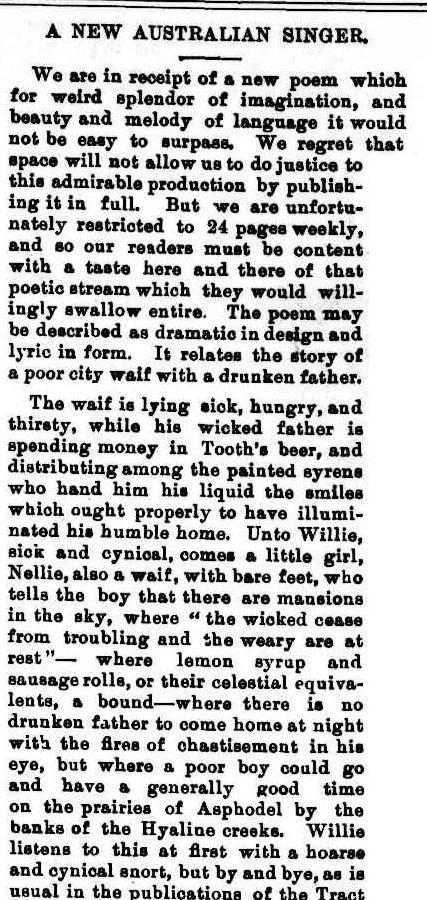 1 1 1 1 1  Illustrated Sydney News (NSW - 1853 - 1872), Saturday 13 May 18933
