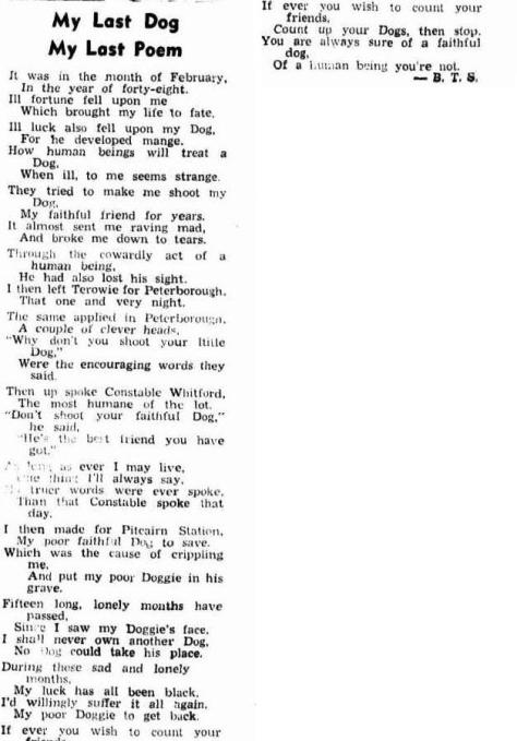 1 1 1 1 The Times and Northern Advertiser, Peterborough, South Australia (SA - 1919 - 1950), Friday 27 May 1949,