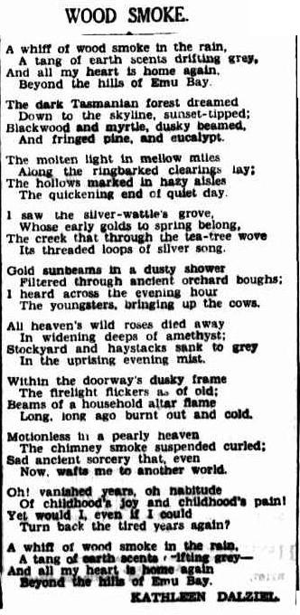 The Sydney Morning Herald (NSW - 1842 - 1954), Saturday 11 April 1931