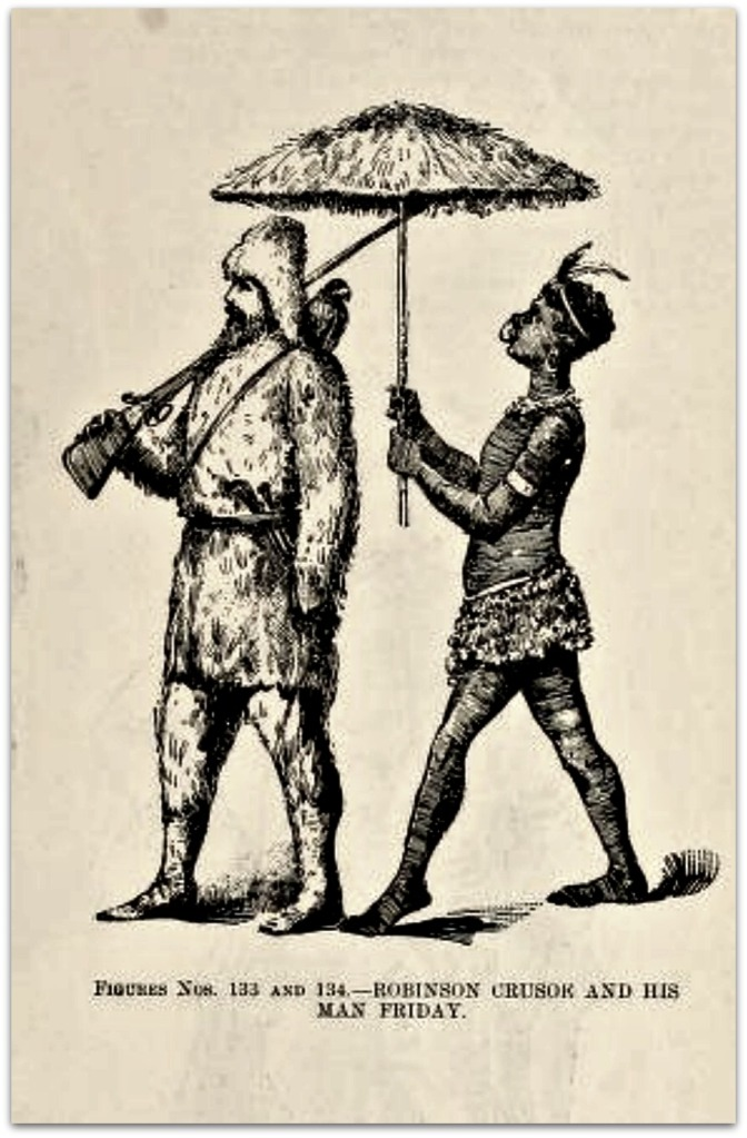 All our Discontents about what we want, appeared to me,  to spring from the Want of Thankfulness for what we have. Robinson Crusoe (1719)