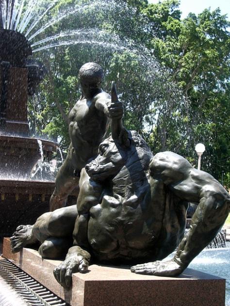 1 archibald fountain