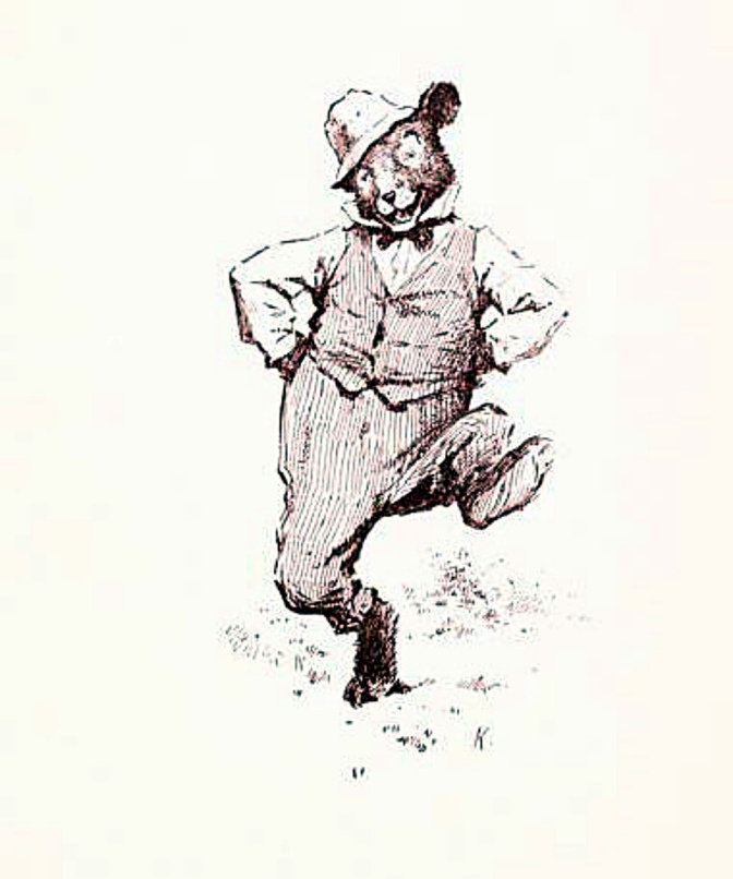 """The important thing isn't that the bear dances well, rather that the bear dances at all!"" — Unknown Smart Person"