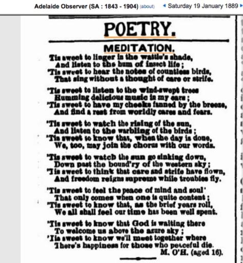 0 0 0 0 0 med poem