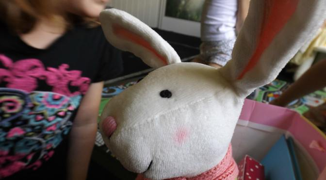 """Bunny's Excuse. There was once a wicked old sinner Who fancied a rabbit for dinner, But the bunny he met Said: """"Don't kill me yet, For I really am still a beginner."""""""