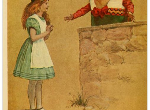 """""""When I use a word,' Humpty Dumpty said in rather a scornful tone, 'it means just what I choose it to mean — neither more nor less.' Lewis Carroll"""