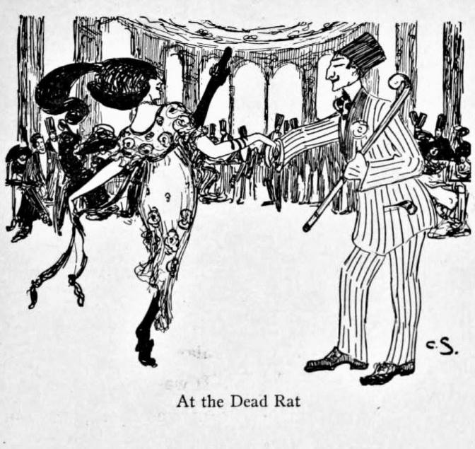 It bore the smell of death. A search for rancid butter,. Old meat, fermenting fruit juice: Nothing. A dead rat in the cupboard?