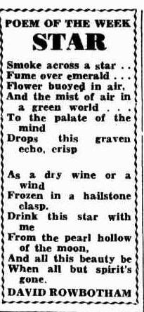 Brisbane Telegraph (Qld. - 1948 - 1954), Saturday 5 December 1953