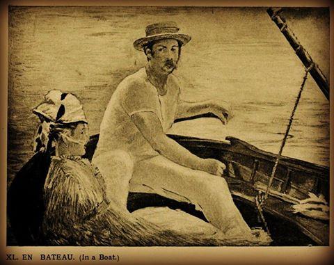 """""""Fucking boats""""  Harry Dresden"""