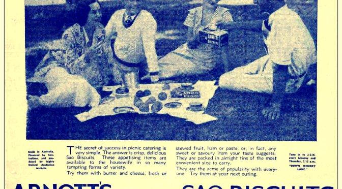 """Sandwich short of a picnic"""