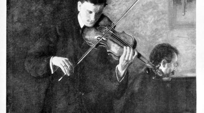 """A poet is a man who puts up a ladder to a star and climbs it while playing a violin.""  ― Edmond de Goncourt"